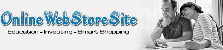 Online Web Store Site